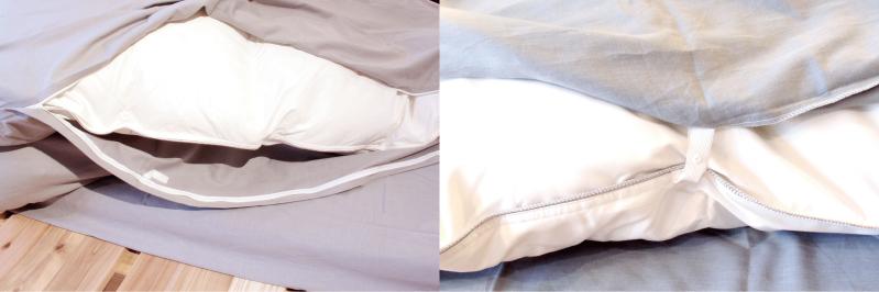 天然繊維綿100%のやさしさ